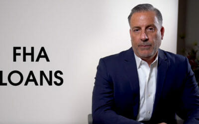 Drew Aiello Talks about FHA Loans