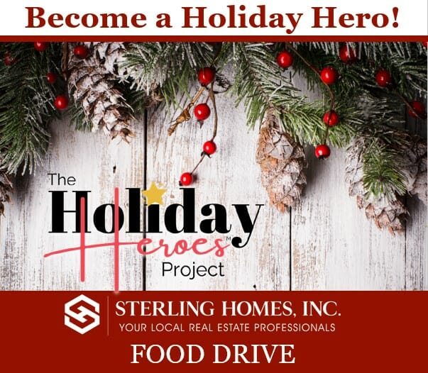 Holiday Heroes Food Drive