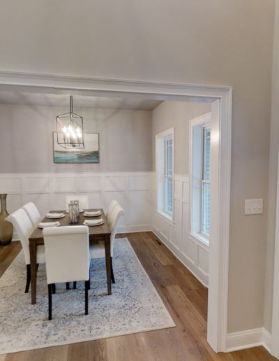 Basswood Dining Room